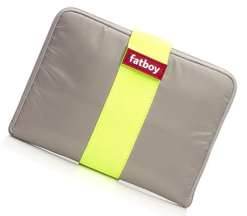 Fatboy tablet tuxedo case and cover ideal for an iPad