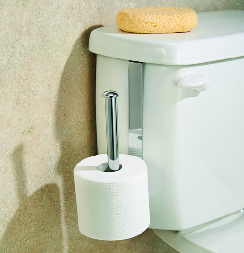 loo roll store and holder