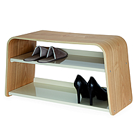Ashwood Shoe Bench by Conran