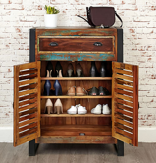 Shoe storage cupboard - Urban Chic