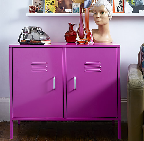 Retro style storage cabinet from My Funky