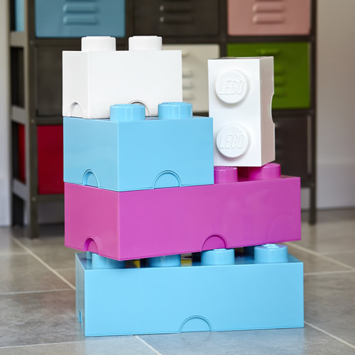 Giant LEGO Storage Block Bundle   Unisex Playroom