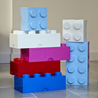 Giant LEGO Storage Blocks - Playroom Large Bundle