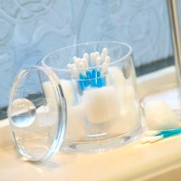 Cotton Bud & Ball Holder
