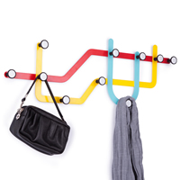 Subway Coat Hook