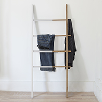 Hub Towel Ladder Rack