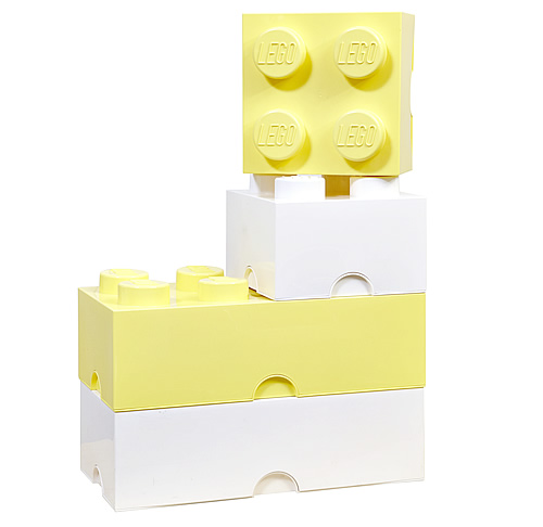 Giant LEGO Storage Bricks - Unisex Baby Bundle