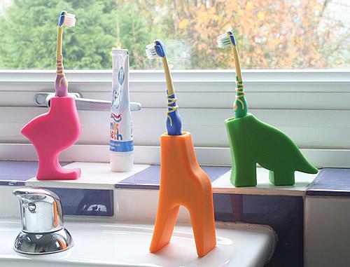 Kid S Toothbrush Holder J Me Bathroom Sink Accessories