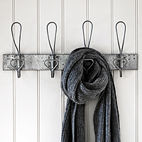 Galvanised Hook Rail