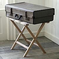 Suitcase / Luggage Rack - Wooden