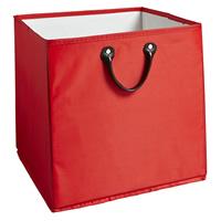 Large Basket for Handbridge Cube - Red