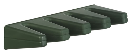 Welly Boot Storage Rack - Green