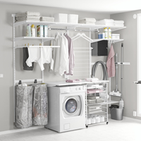 Elfa Best Selling Solution - Utility Room 2