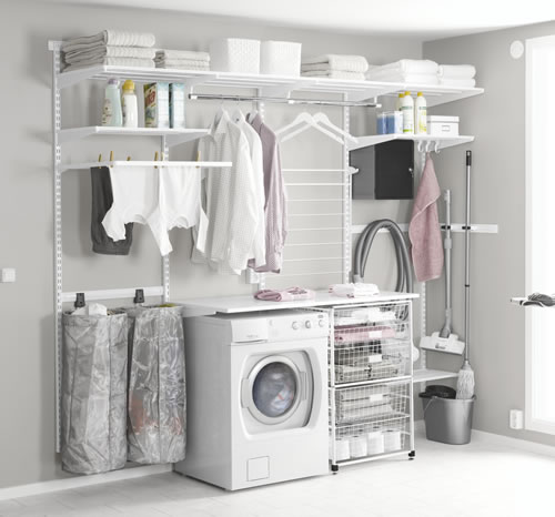 elfa utility room best selling solution
