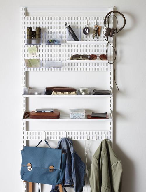 Elfa Best Selling Solution - Hallway/Cloakroom 2
