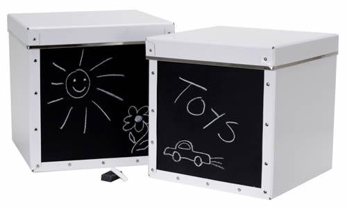 Chalk Boxes for Handbridge Cube