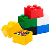 Giant LEGO Storage Blocks - Medium Block Bundle