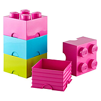 Giant LEGO Storage Blocks - Brights Medium Block Bundle