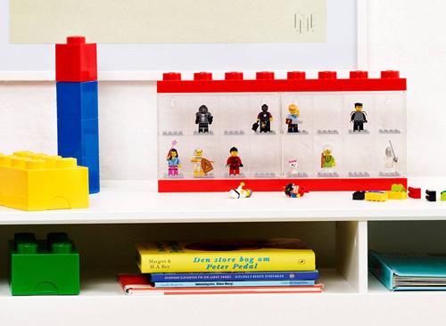 LEGO mini figure display case - large
