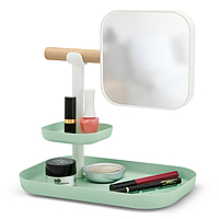 Cosmetics Organiser & Detachable Mirror - Vana