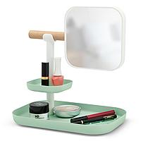 Cosmetics Organiser & Detachable Mirror - Vana