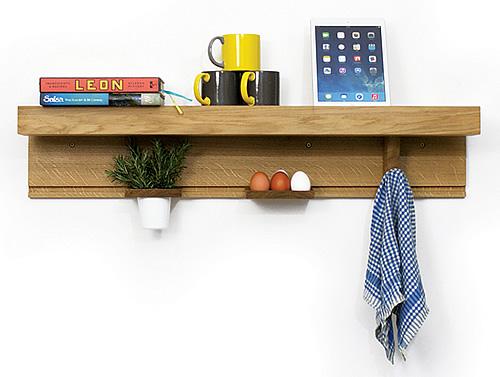 Kitchen storage shelf - Shelfie