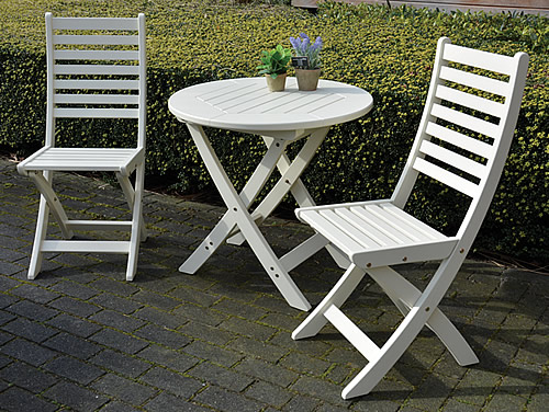 Folding Garden Table - Folklore