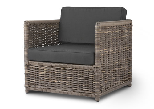 PE rattan outdoor garden furniture set