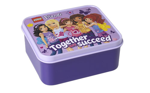LEGO Friends lunch box