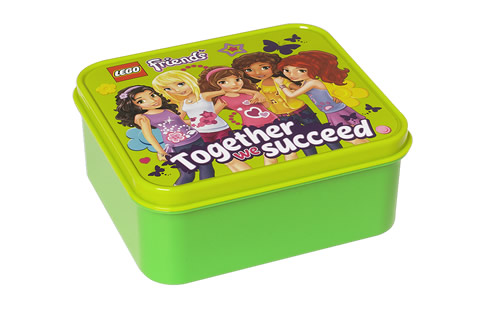 LEGO Friends Lunch Box 2016