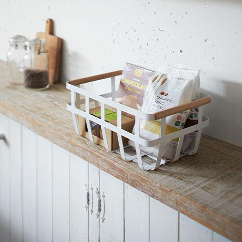 Scandi Kitchen Storage Basket