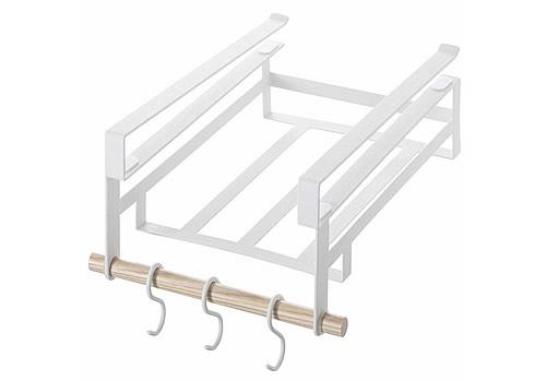 undershelf kitchen storage rack