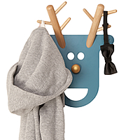 Oh Deer! - Kid's Coat Rack
