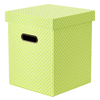 Stool & Toy Storage Box - Fibreboard