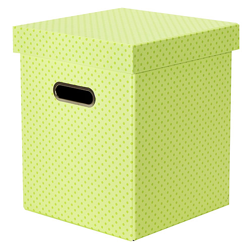 Stool & Toy Storage Box - Fibreboard