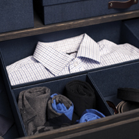 Fibreboard Drawer Organiser - Rectangular