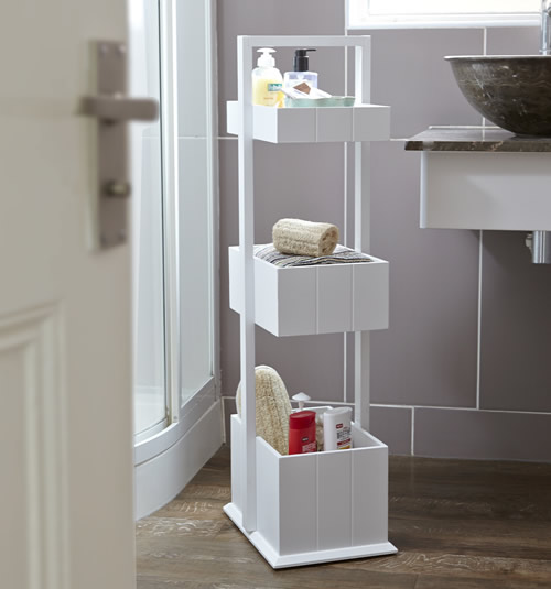 New to our range of shaker style storage is this 3 tier caddy which is