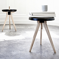 Flip Around Stool & Table