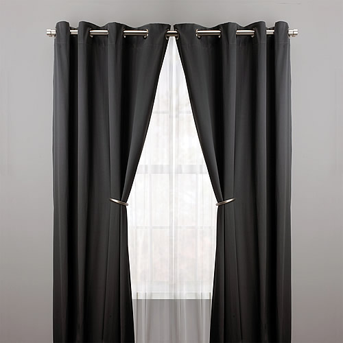 Curtains Ideas curtain holdback ideas : Magnetic Curtain Tiebacks - Bedroom Storage Ideas | Drawer ...