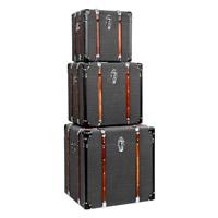 Set of 3 Storage Trunks - Bergman