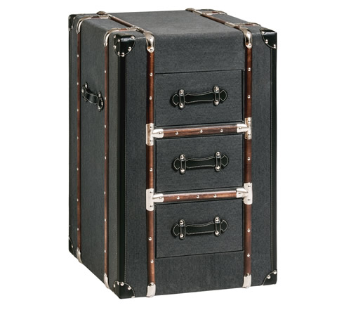 3 drawer storage chest - Bergman