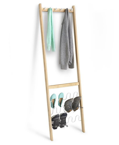 Coat Amp Shoe Storage Rack Leanera Coat Racks Amp Handbag