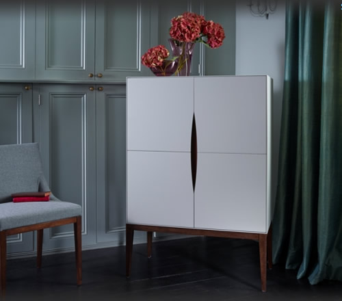 Tall Sideboard - Lux