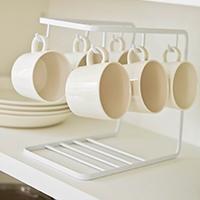 Cup & Saucer Storage Rack