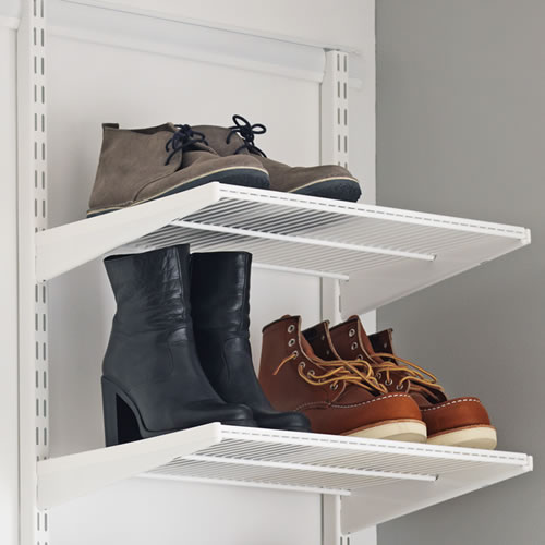 45cm wide ventilated shelf from elfa