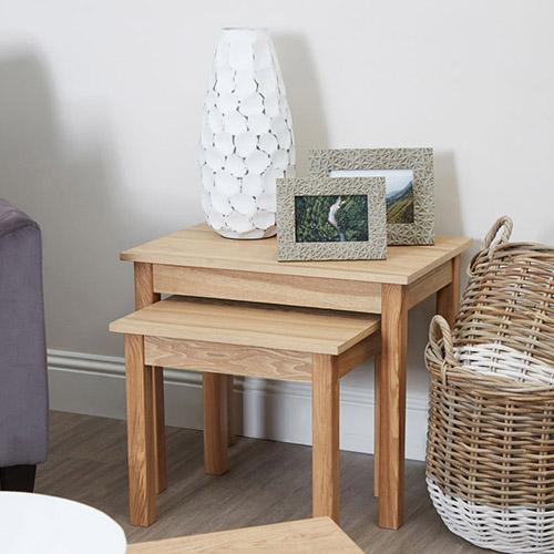 Westbury Nest of 2 Tables