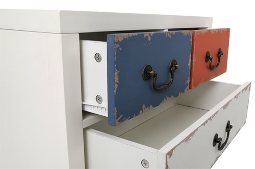 3 drawer storage unit - Alchemy