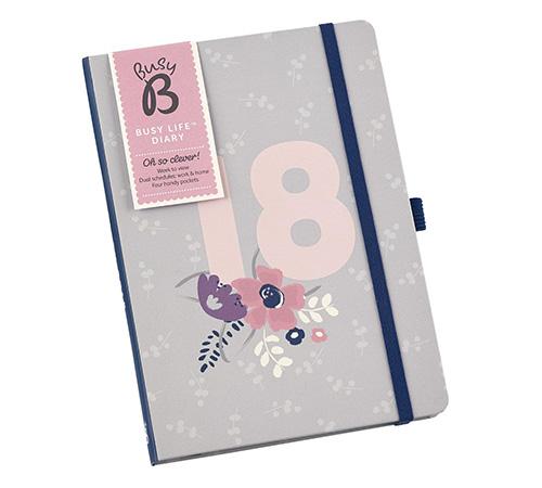 Busy life diary 2017