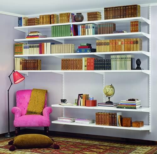 elfa book shelving best selling solution