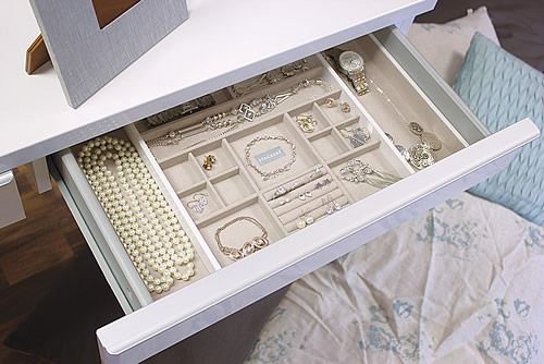 Stackers expandable jewellery tray